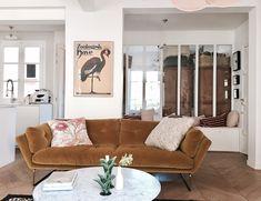 Visite privée chez Elise Simian Karsenti, Westwing - Billie Blanket