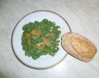 Špenátová praženica Palak Paneer, Ethnic Recipes, Food, Essen, Meals, Yemek, Eten