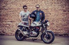5º - CB 500 by Renato Rangel | Garagem Cafe Racer