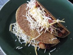 #Vegan if you wanna be: Three Bean Tacos | Adventures of a Hungry Redhead