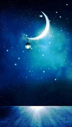 This pin was discovered by preet chaudhary. Hd Wallpaper Android, Galaxy Wallpaper, Iphone Wallpapers, Wallpaper Backgrounds, Fantasy Landscape, Fantasy Art, Images Eid Mubarak, Wallpaper Telephone, Moon Pictures