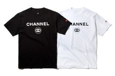 SSUR CHANNEL ZERO TEES