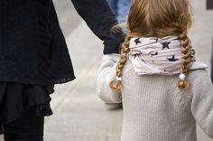 cool kid star scarf