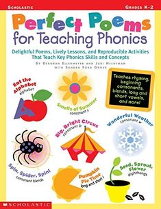 Perfect Poems for Teaching Phonics (Grades K-2)