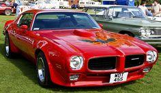 1973 Pontiac Firebird SD 455