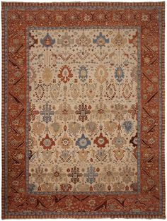 Hand-knotted with a premium wool pile, this rug features superior craftsmanship and a tribal classic intricate design. Please contact us at info@dallasrugs.com to purchase this rug. Dallas Rugs - Your Only Rug Source With Many Resources