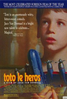 Toto Le Heros , starring .  #