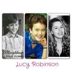 Lucy Robinson Kylie Finkler - 1985-1987 Sasha Cole - 1987-1990 Melissa Bell - 1991-1993, 1995, 2005, 2013-2014