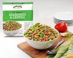 All Natural Garbanzos & Lentils | Path of Life