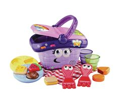 Buy LeapFrog Shapes and Sharing Picnic Basket at Argos.co.uk, visit Argos.co.uk to shop online for Baby activity toys, Baby toys, Baby and nursery