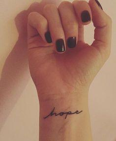 First tattoo! ❤️