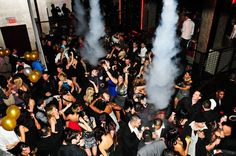 Full house at Ivy Nightclub at Andaz San Diego