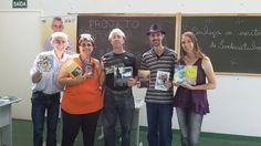 Projeto Autores & Livros no Centro Cultural Morada do Sol (PIANO) 04-03-17