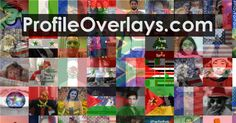 Add an Overlay to Your Profile Picture - Profile Overlays