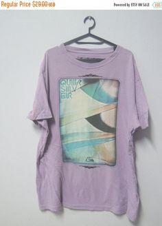"#Vintage 90's #Quiksilver Boardriding Company T Shirt Sport Street Wear Swag Top Tee Punk Rock #Surf Size M  Measurement : Armpit to armpit = 20"" Shoulder to end of garment = ... #retro #sale #vintage #preloved #preused #shirts #t-shirts #supreme #quiksilver #surf #hawaii #hobie"