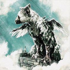 Nimit Malavia - The Last Guardian, Vinyl soundtrack cover art