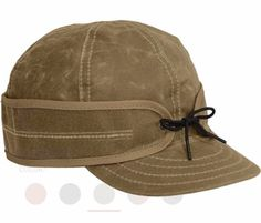 1fc626863a4 Stormy Kromer Mens The Waxed Cotton Cap Field Tan 7 14     You can get more  details by clicking on the image.
