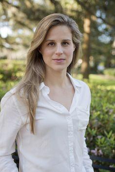 Bio and website of author, Lauren Groff