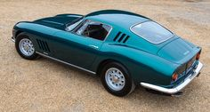 These 10 Ferraris prove that green is the new red | Classic Driver Magazine