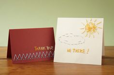 DIY Stitched Cards and Other Awesome Craft Projects