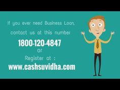 Cash Suvidha offers business loan to fulfill your stock and grow up your business. #Money #BusinessNeeds #Loan #ApplyOnline