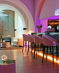 ABaC Restaurant & Hotel ( Barcelona, Spain ) Housed in a former US consulate building, the hotel fuses original features with a hip design. #Jetsetter
