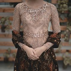 Congratulation dear @fadhilandini for your engagement day #askyfebrianti #kebaya Fabric @bindusamtani