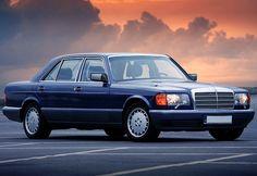1985 Mercedes-Benz 560 SEL (W126)