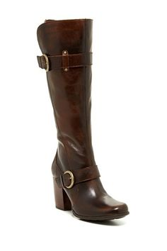 Born Rimes Leather Boot by Born on @HauteLook