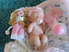 Polymer-Clay-OOAK-Miniature-Baby-Aubrey