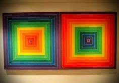 "Frank Stella - ""Double Scramble"""