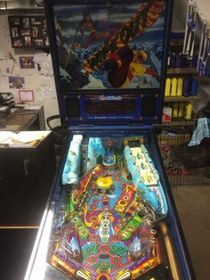 Pinball Machine | eBay