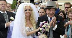 Esta joven de 25 años de edad se casó con un anciano de 85 años y miren la sorpresa que se llevó la primera noche de bodas