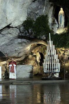 Mensajes De Dios Al Mundo: 11 DE FEBRERO FIESTA DE LAS APARICIONES DE NUESTRA...