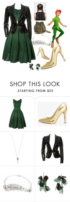 """""""Peter Pan girl version"""" by maria-eugenia-i on Polyvore featuring beauty, WithChic, Marc Jacobs, Gucci, Marni and Etro"""
