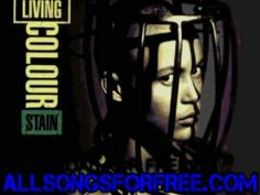 living colour - Go Away - Stain