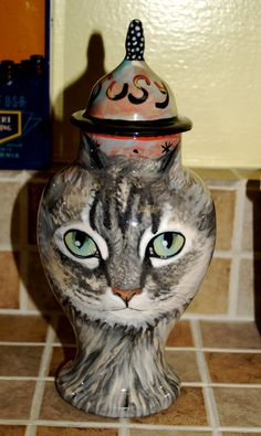 I think this is beautiful.    Custom medium PET URN for dogs and cats x SMALL by Anagramfineart, $125.00