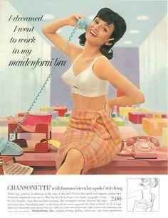 wonderbra 1964 - Google Search
