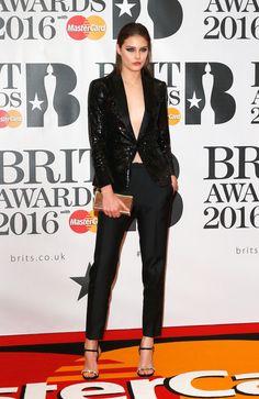 A vida de Nessy: Brit Awards 2016