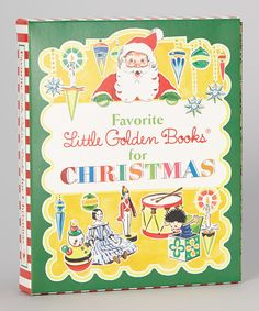 Favorite Little Golden Books for Christmas Hardcover Boxed Set | Daily deals for moms, babies and kids