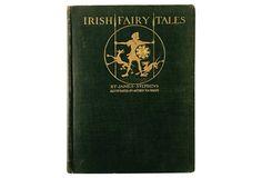 Irish Fairy Tales, Rackham Illustrations