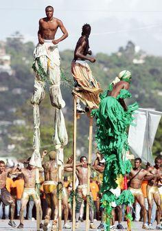 Znalezione obrazy dla zapytania trynidad i tobago people