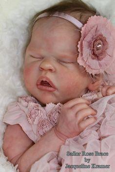 3037 best reborn babies 2 images on pinterest reborn babies prototype sailor rose by cassie brace voltagebd Image collections