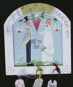 View more images from Shara's Funky Folk Art 2 : ArtistsClub.com