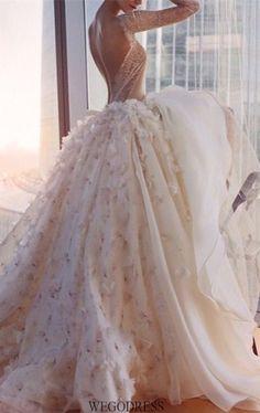 wedding dress. #dress #weddingdream123