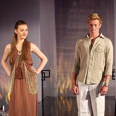 Were you at the annual Lynn University Fashion Show? #LynnFashion #Models #Pose #Runway