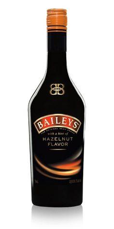 Baileys Hazelnut Flavor, for my hot chocolate on those really cold days ; Cream Liqueur, Irish Cream, Baileys, Cold Day, Hot Chocolate, Ice Cream, Bottle, Food, Wine