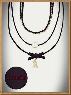 Riverdale Veronica Lodge 3-Tie - #riverdaleveronicalodgecosplay Riverdale Veronica, Cosplay, Tie, Jewelry, Neck Chain, Jewlery, Jewerly, Cravat Tie, Schmuck