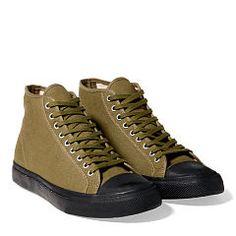 Mayport Canvas Sneaker - RRL Sneakers - RalphLauren.com  No EXIF