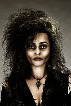 Costume General, Bellatrix Lestrange Makeup, Costume Ideas, Bellatrix ...